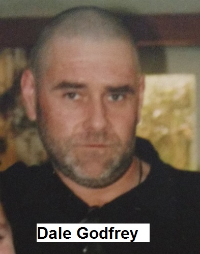 Missing Person Dale GODFREY TAS
