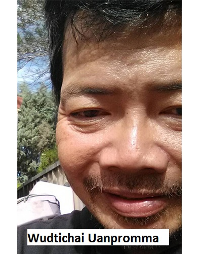 NSW Missing Person Wudtichai UANPROMMA